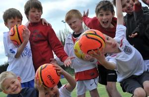 Total Sport Soccer Parties for Children