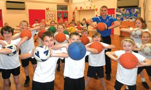 PE PPA cover for Primary Schools in York