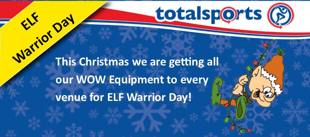 Elf Warrior Day